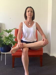 Christine Fraser, Osteopath, shares her top 5 stretches when travelling these Holidays!